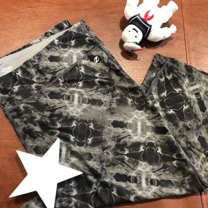Amazing Workout Crops Size 3X NWOT